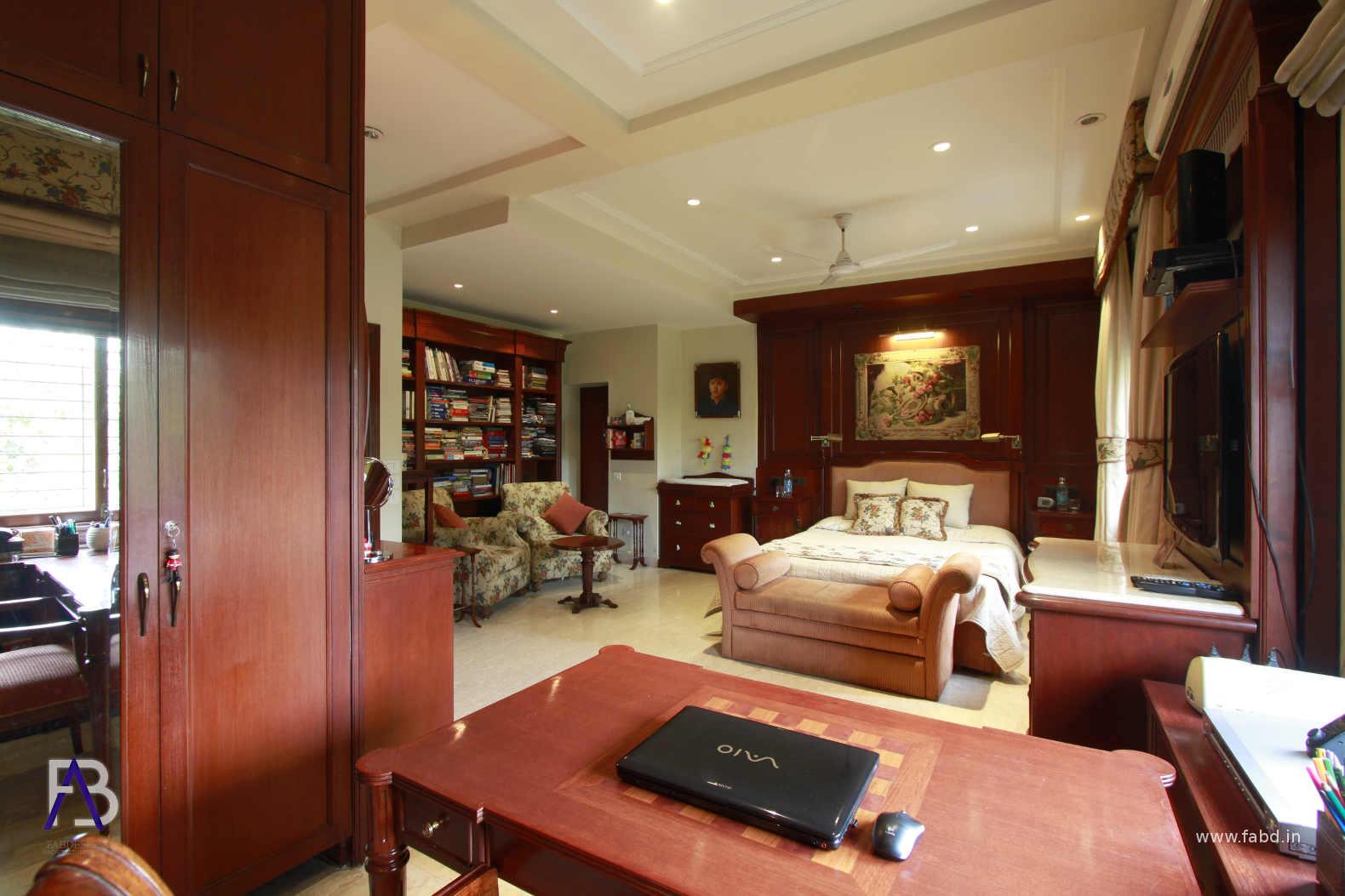 Bedroom-cum-study Area View 01