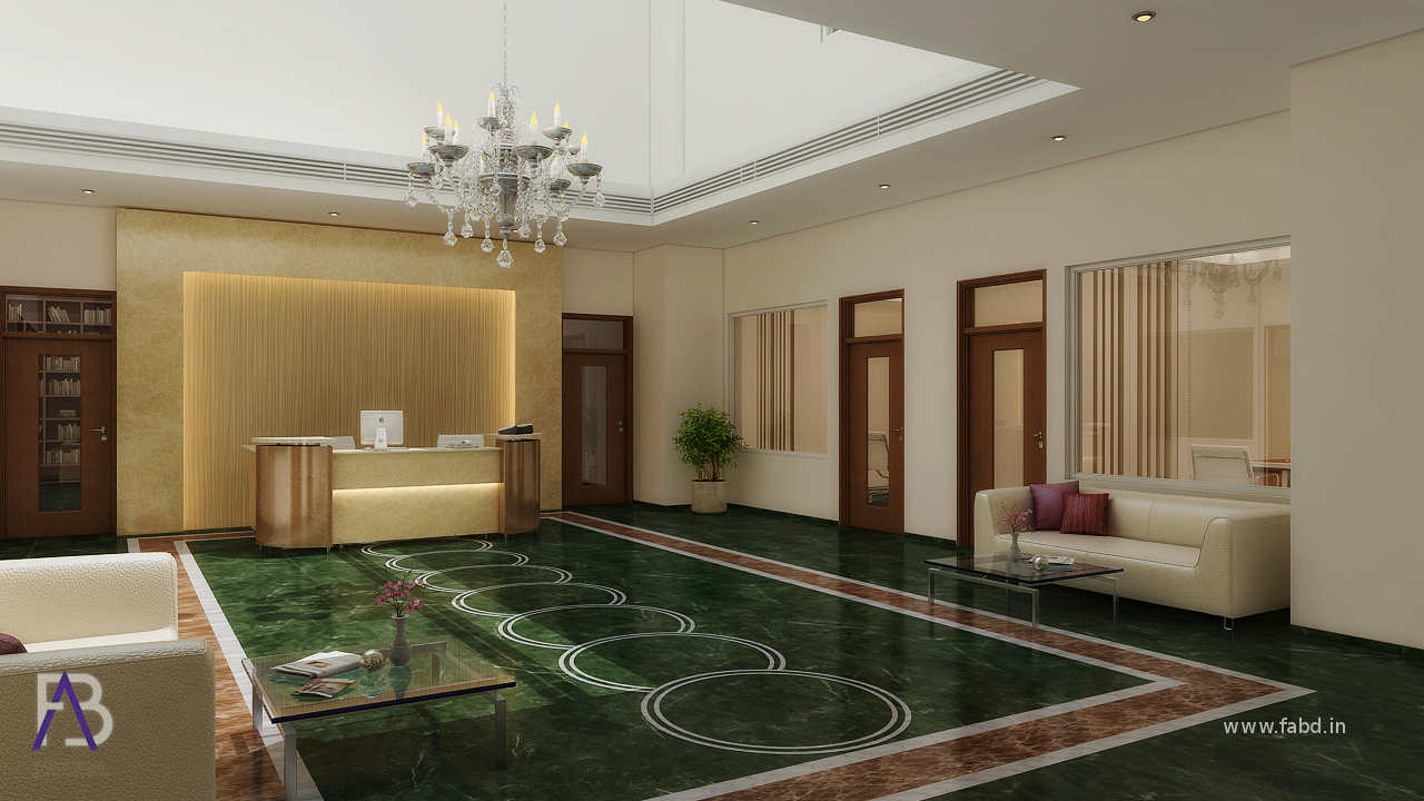 Corporate Office Interior View 01