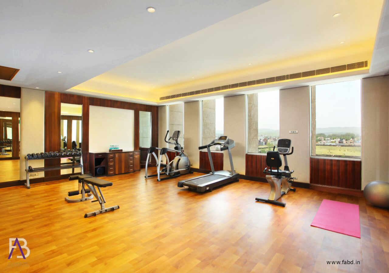 Gym Interior View 01