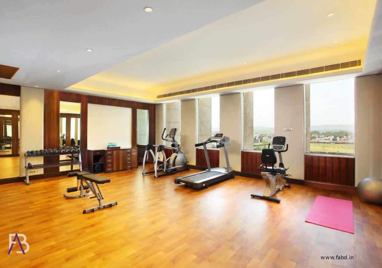Gym Interior View 01