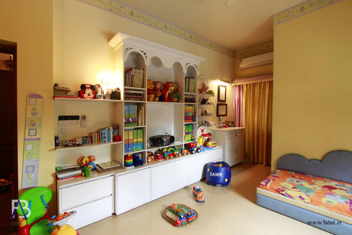 Kids Room View 01
