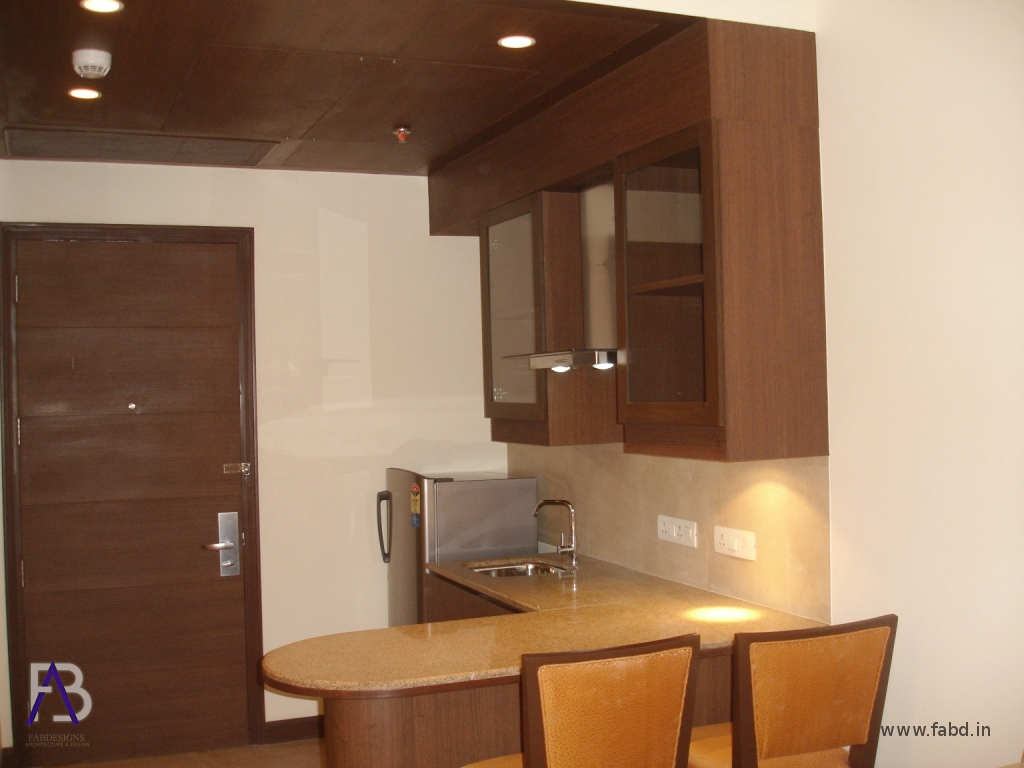 Kitchen Area View 01