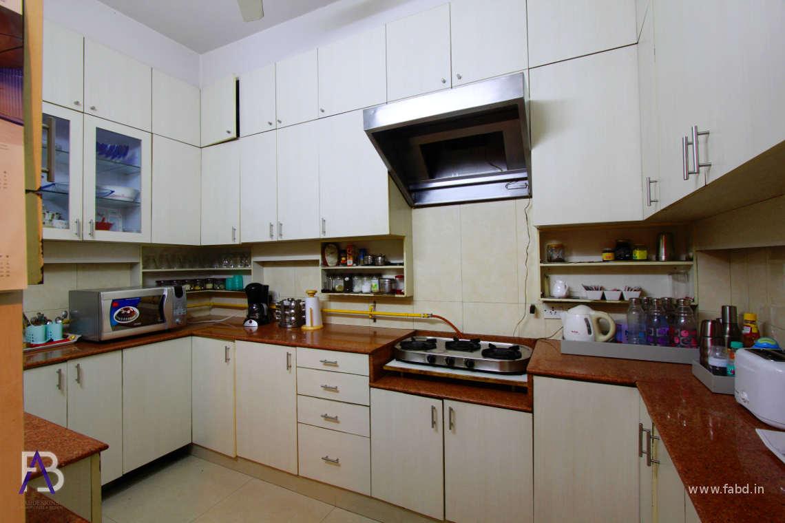 Kitchen Interior View 01