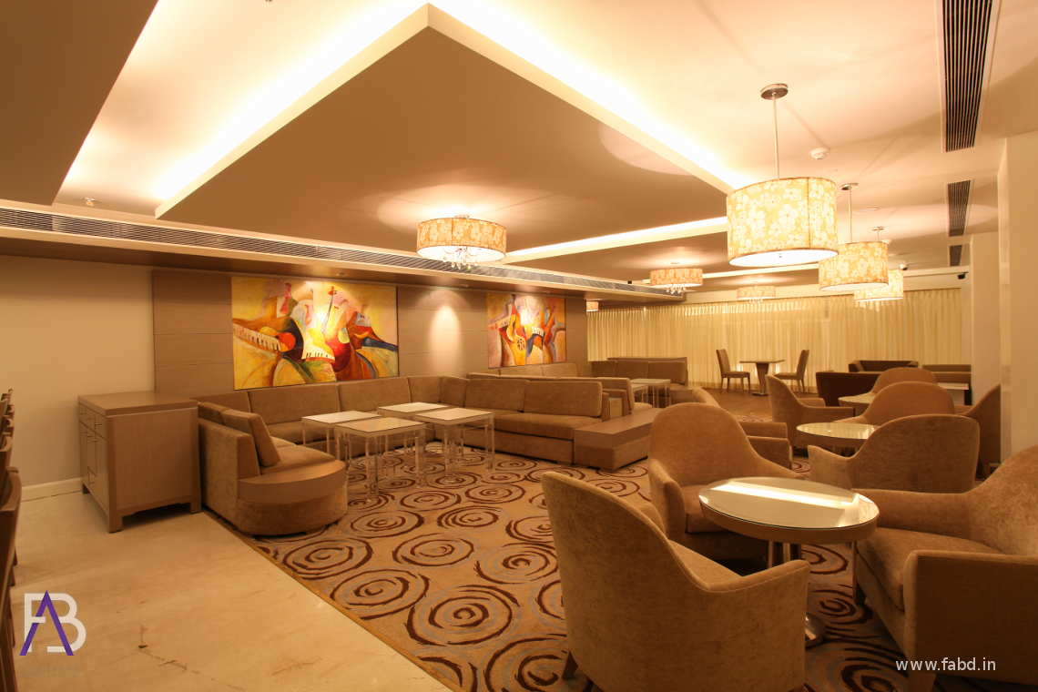 Lounge Area Interior View 02