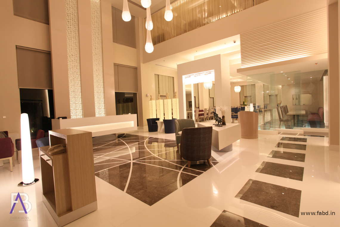 Reception Lobby Interior View 01