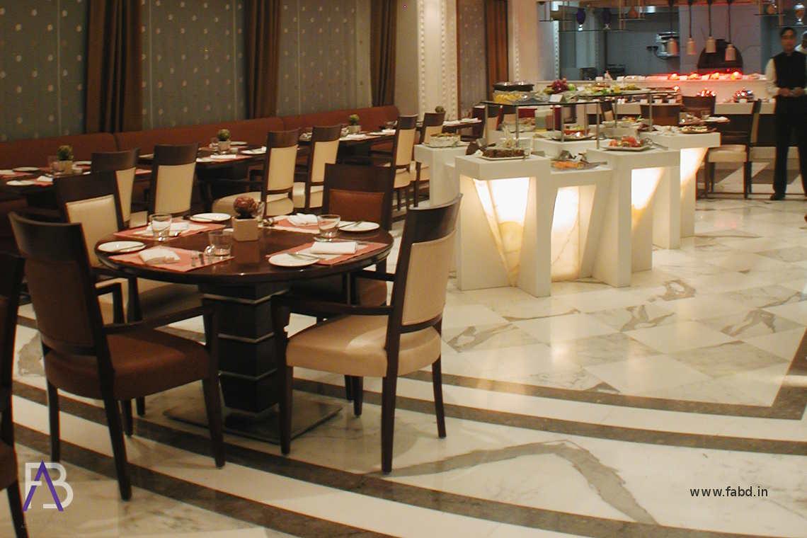 Restaurant Area View 01